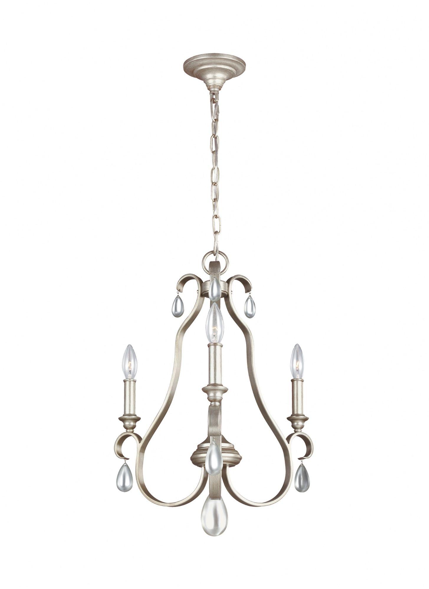 Żyrandol Dewitt FE/DEWITT3 Feiss dekoracyjna oprawa w klasycznym stylu