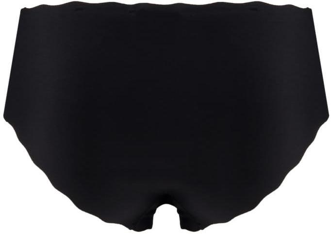 Figi damskie Mitex Laser Cut L02 czarne