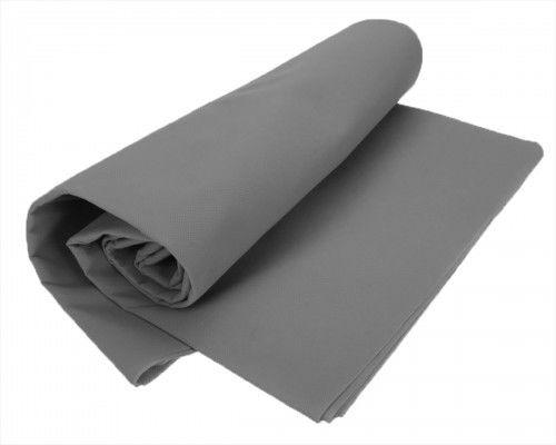 Tło fotograficzne bawełniane szare 3x3m