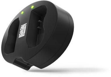 Ładowarka dwukanałowa Newell SDC-USB do akumulatorów EN-EL15