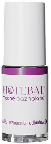 Biotebal Mocne paznokcie - Serum wzmacniające do paznokci - 6,6 ml