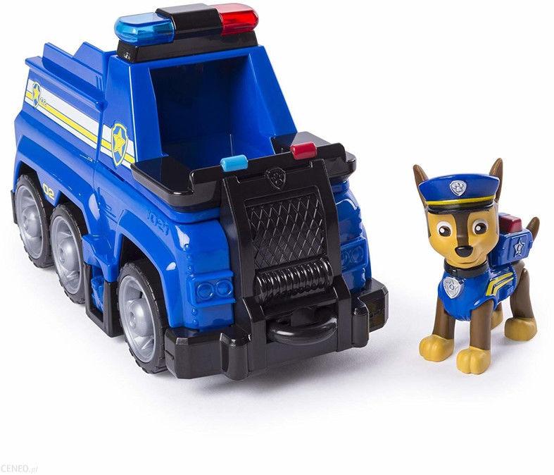 Psi Patrol - Radiowóz Ultimate Rescue z figurką Chasea 20101534