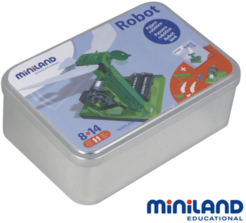 Miniland Robot ptak