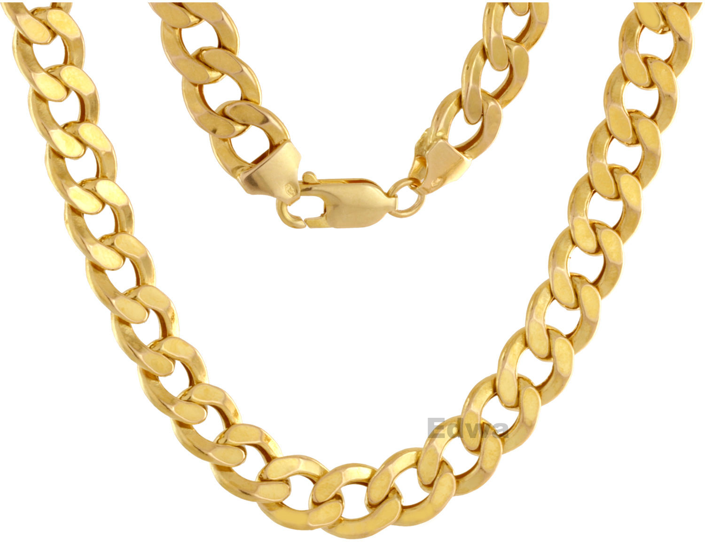 Łańcuszek złoty Pancerka pr.585. 55 cm