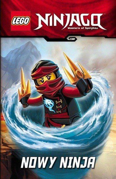 Lego Ninjago. Nowy Ninja - praca zbiorowa