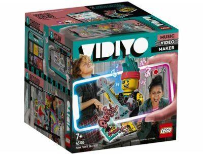Klocki LEGO VIDIYO - Punk Pirate BeatBox (43103). > DARMOWA DOSTAWA ODBIÓR W 29 MIN DOGODNE RATY