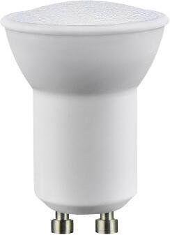 Żarówka mini POLUX LED SMD 1,9W 28W gwint GU10 140lm zimna/biała barwa światła
