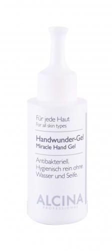 ALCINA Miracle Hand Gel Antibacterial antybakteryjne kosmetyki 50 ml unisex