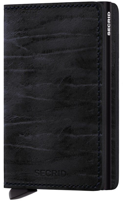 Mały portfel RFID Slimwallet Secrid Dutch Martin - night blue - night blue
