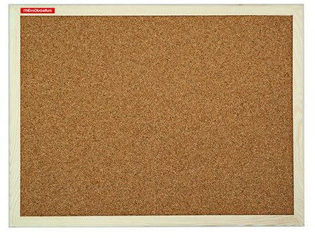 Tablica korkowa drewniania 100x100cm Rabaty Porady Hurt Autoryzowana dystrybucja Szybka dostawa