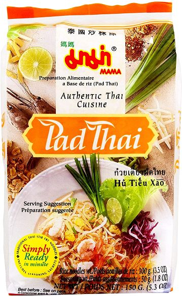 Pakiet do przygotowania Pad Thai 150g - MAMA