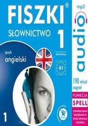 FISZKI audio j. angielski Słownictwo 1 - Audiobook.