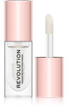 Makeup Revolution Pout Bomb błyszczyk do ust nadający objętość z wysokim połyskiem odcień Glaze 4,6 ml