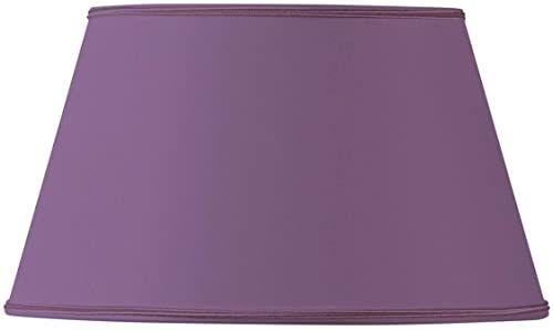 Klosz lampy do półwałów, 35 x 24 x 20 cm, fioletowy