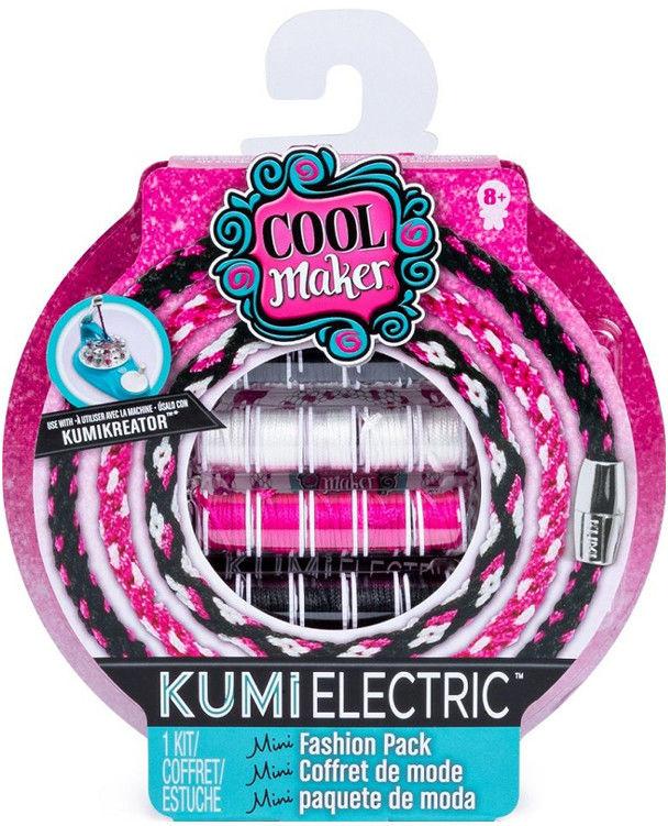Kumi Creator - Kumi Electric zestaw uzupełniający do bransoletek 20104789
