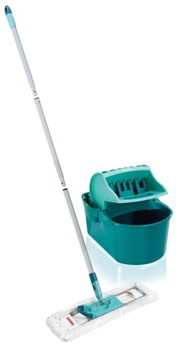 LEIFHEIT Zestaw podłogowy mop PROFI + wiaderko PROFI compact LEIFHEIT 55092