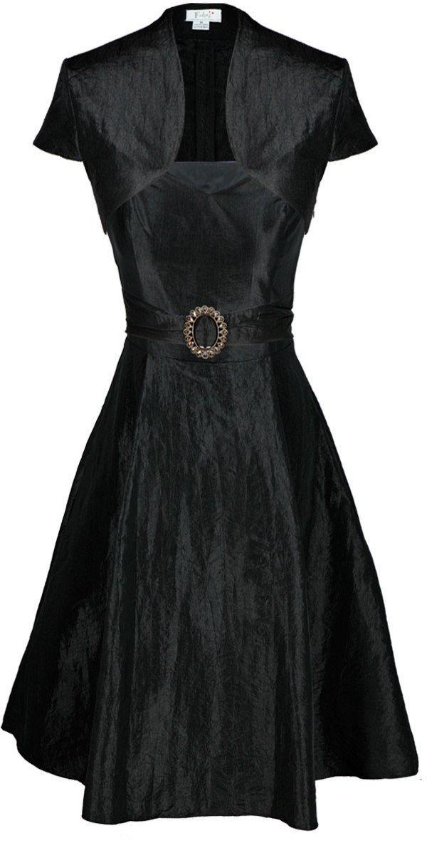 Sukienki Sukienka Suknie FSU135 CZARNY