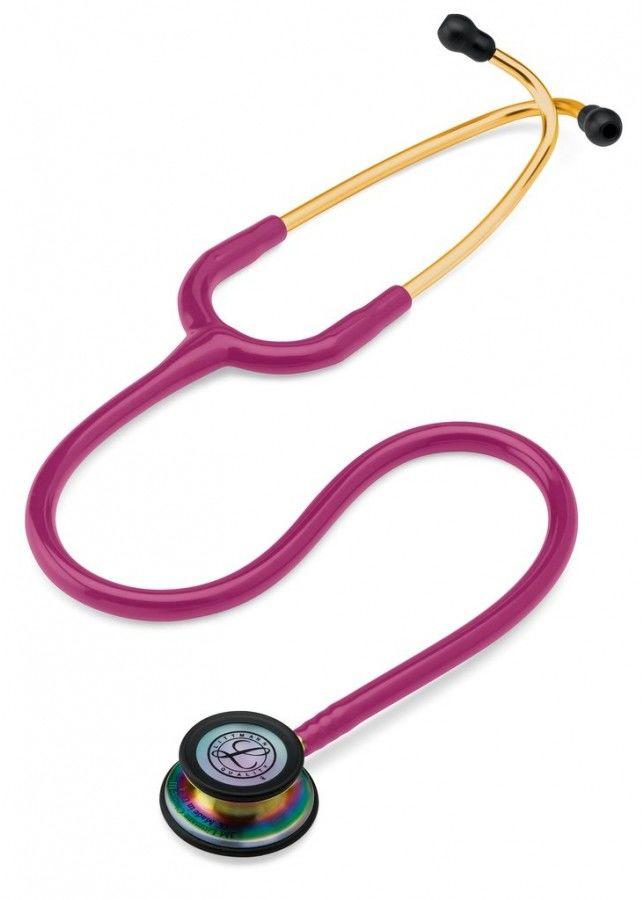 Littmann Classic III RAINBOW EDITION 5806 Malinowy Stetoskop internistyczny