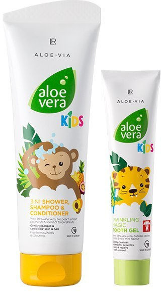 LR Aloe Vera kids zestaw