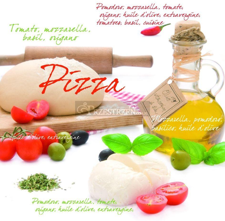 SERWETKI PAPIEROWE - Pizza (PZZ)