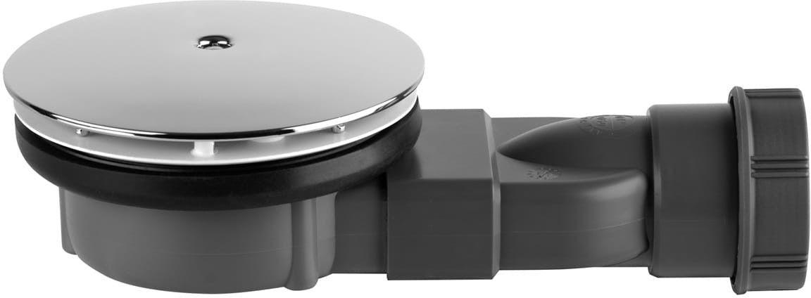 Radaway syfon fi 90 super niski membranowy h:40 mm czarny - R400SLIM Black Darmowa dostawa