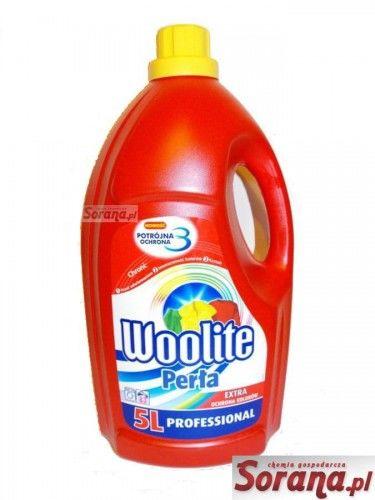 Woolite Perła - płyn do prania 3,6l