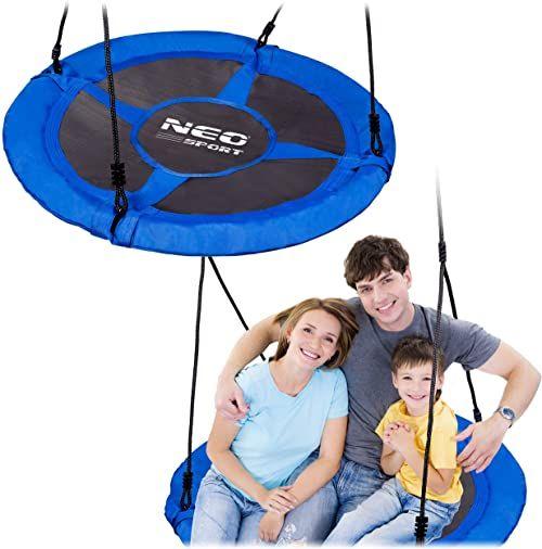 Neo-Sport Swingo huśtawka ogrodowa 95cm