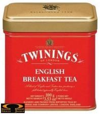 Herbata Twinings English Breakfast 100g