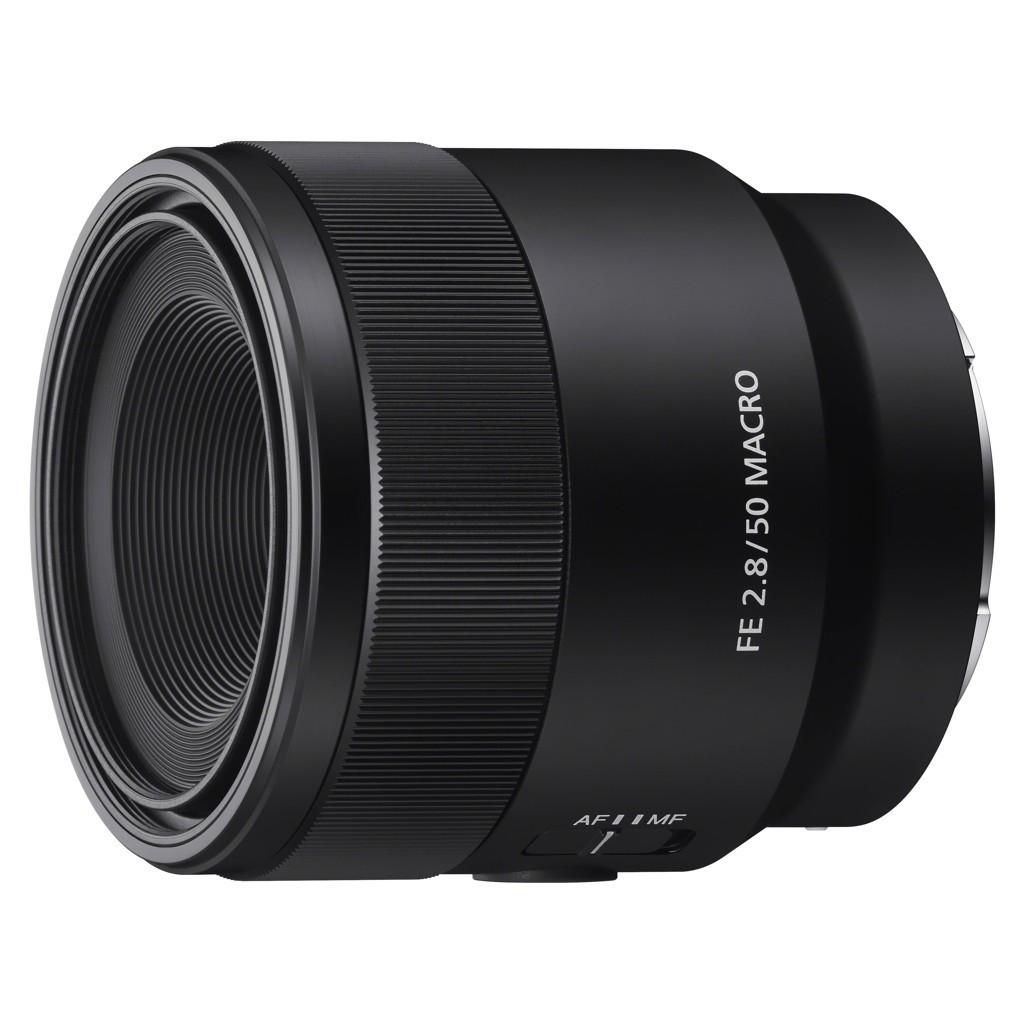 Obiektyw Sony FE 50mm f/2.8 Macro (SEL50M28)