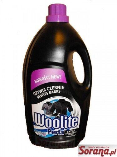 Woolite Perła Black - płyn do prania 3,6l