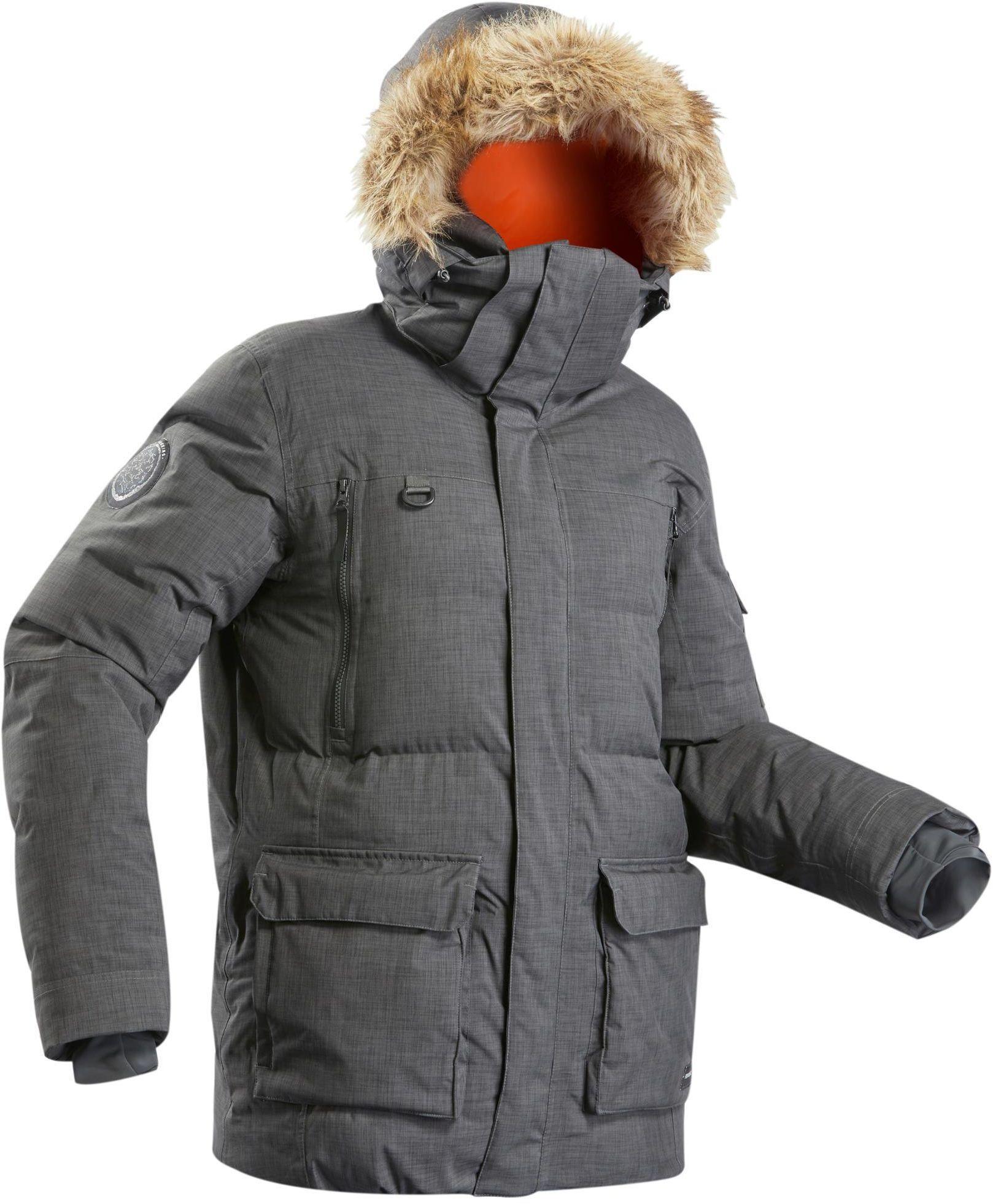 PARKA WARM TREK ARCTIC męska