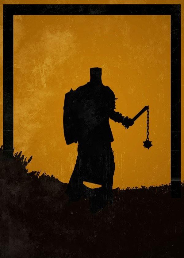 For honor - conquerer - plakat wymiar do wyboru: 20x30 cm