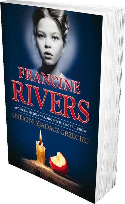 Ostatni zjadacz grzechu - Francine Rivers - oprawa miękka