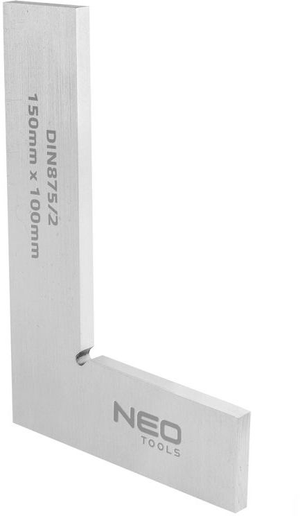 Kątownik płaski DIN875/2 150x100mm 72-022