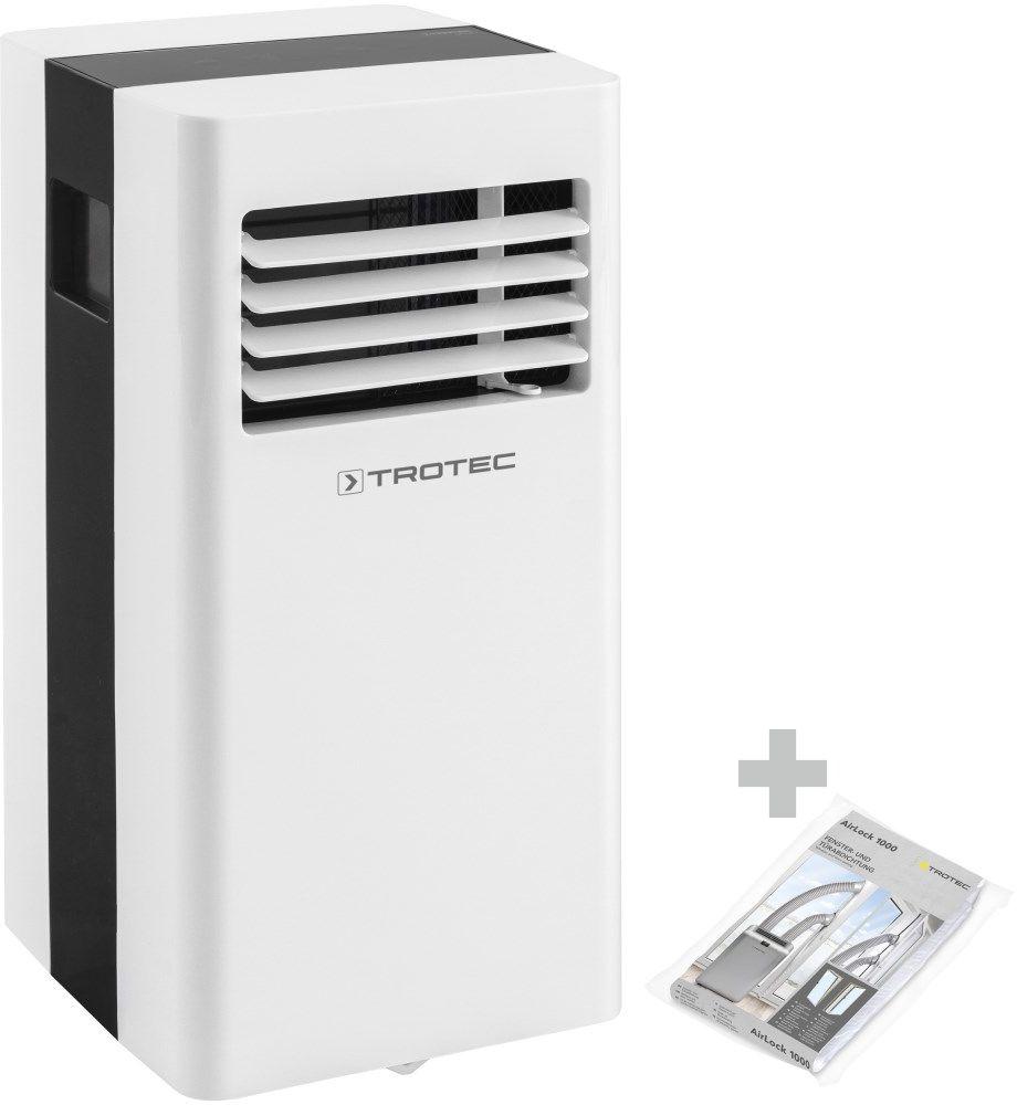 Klimatyzator przenośny PAC 2600 X + Airlock 1000