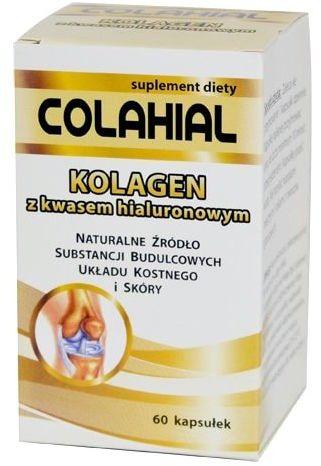 Colahial Kolagen z Kwasem Hialuronowym (60kaps) Gorvita