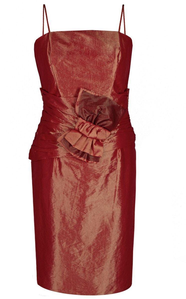 Sukienki Sukienka Suknie FSU202 POMARAŃCZOWY