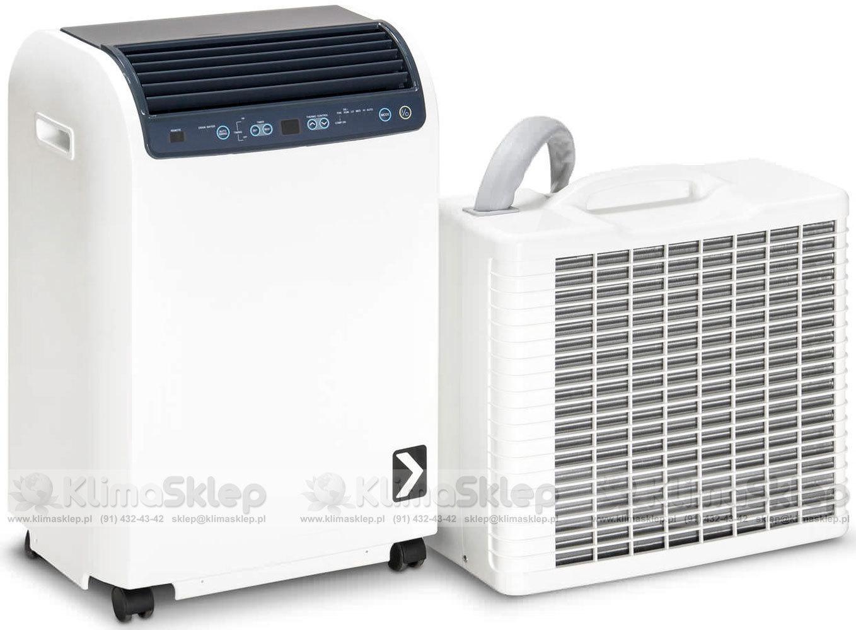 Klimatyzator przenośny Trotec PAC 4600 - Inverter z plecakiem (4,3kW)