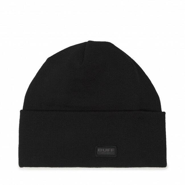 Czapka męska BUFF - Knitted Hat Niels 126457.999.10.00 Black
