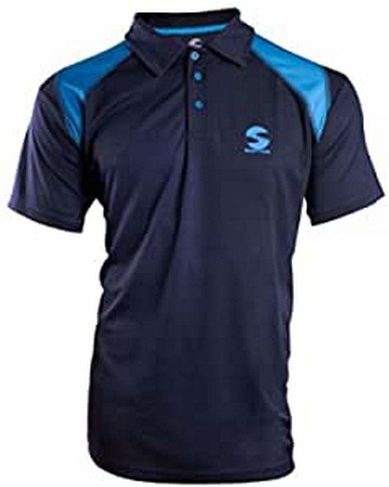 Softee męski T-shirt, Marino/Royal, XXL