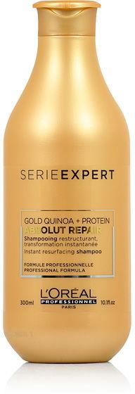 Loreal Absolut Repair Gold Szampon regenerujący włosy 300 ml