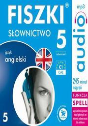 FISZKI audio j. angielski Słownictwo 5 - Audiobook.