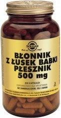 Błonnik z łusek Babki Płesznik 500 mg (Solgar)