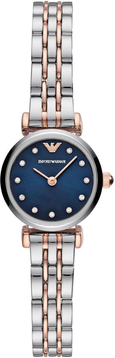 Zegarek Emporio Armani AR11222 GIANNI T-BAR - CENA DO NEGOCJACJI - DOSTAWA DHL GRATIS, KUPUJ BEZ RYZYKA - 100 dni na zwrot, możliwość wygrawerowania dowolnego tekstu.