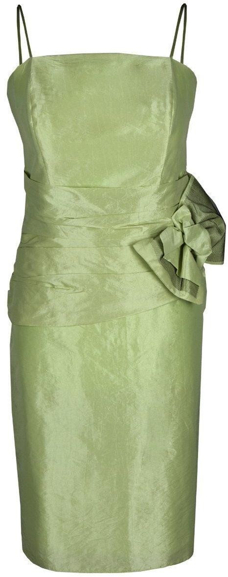 Sukienka FSU202 ZIELONY