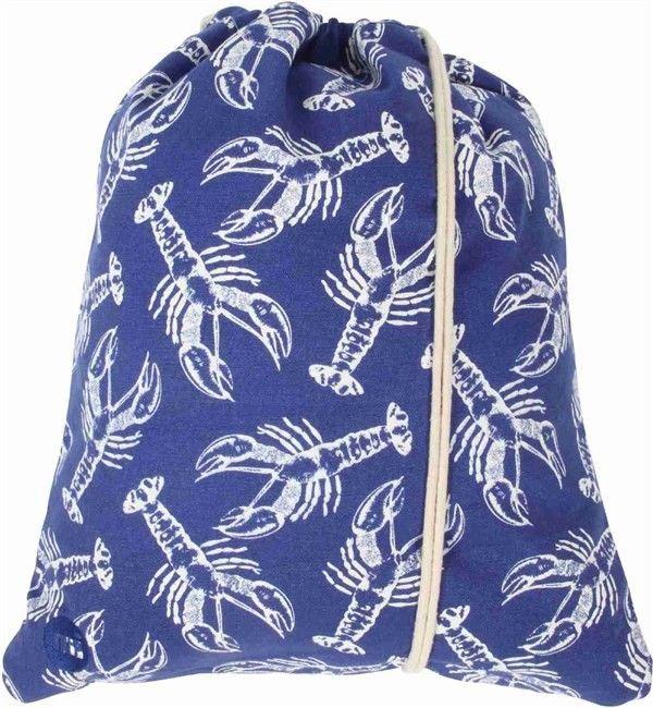 worek na plecy MI-PAC - Kit Bag Lobsters Blue (012)