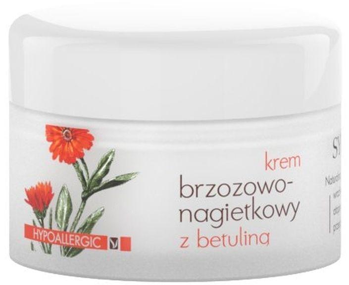 Krem Brzozowo - Nagietkowy z Betuliną - 50ml - Sylveco