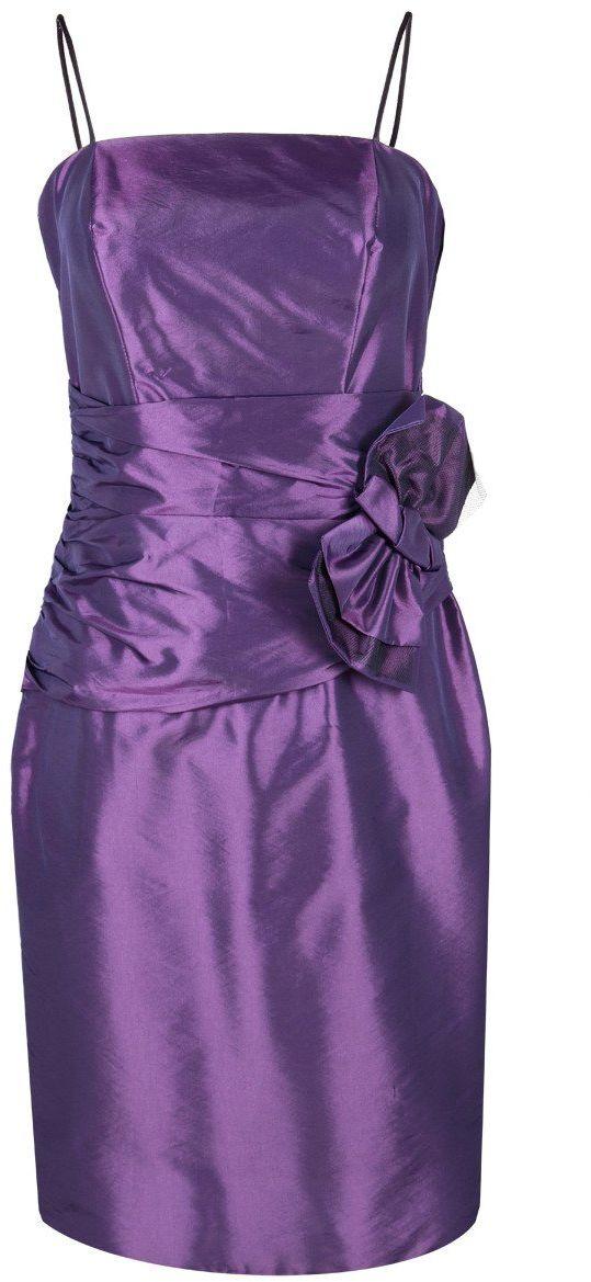 Sukienka FSU202 WRZOSOWY