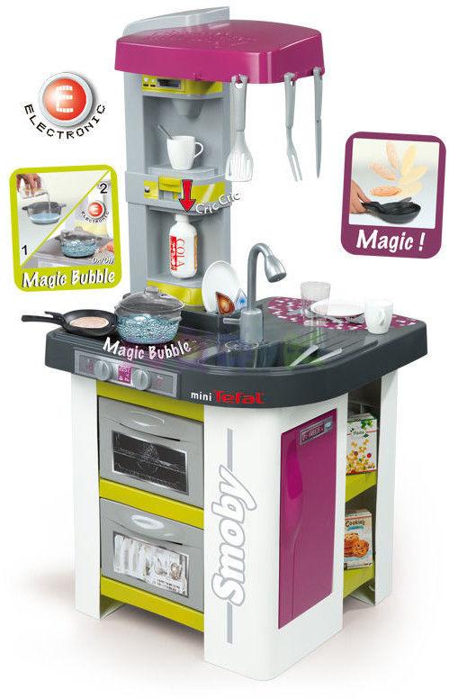 Kuchnia Studio Bubble dla dzieci Tefal Magiczny Garnek 26 akc.