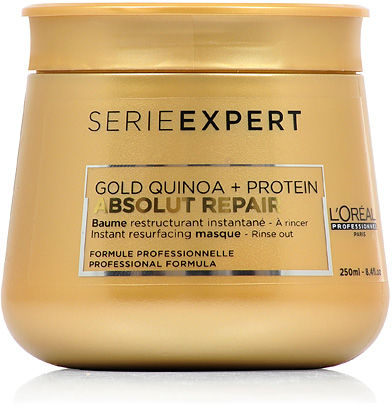 Loreal Absolut Repair Gold Maska regenerująca włosy 250 ml